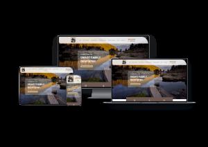 new-website-design-on-responsive-screens